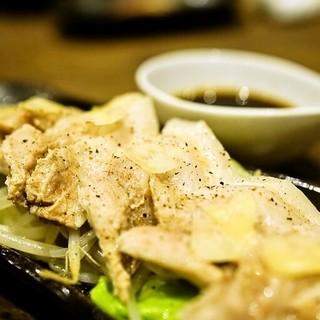 豚小家 - 料理写真:茹で豚(680円)