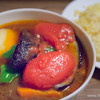 ガネー舎 - 料理写真:トマトカリィ【2015年11月】