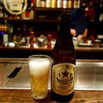 MARUYOSHI - サッポロラガービール中瓶(580円)