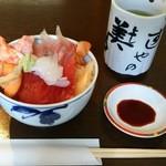すしやの美勘 - 料理写真:日替りちらし寿司