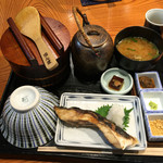 おひつ膳 田んぼ - 季節のおひつ膳