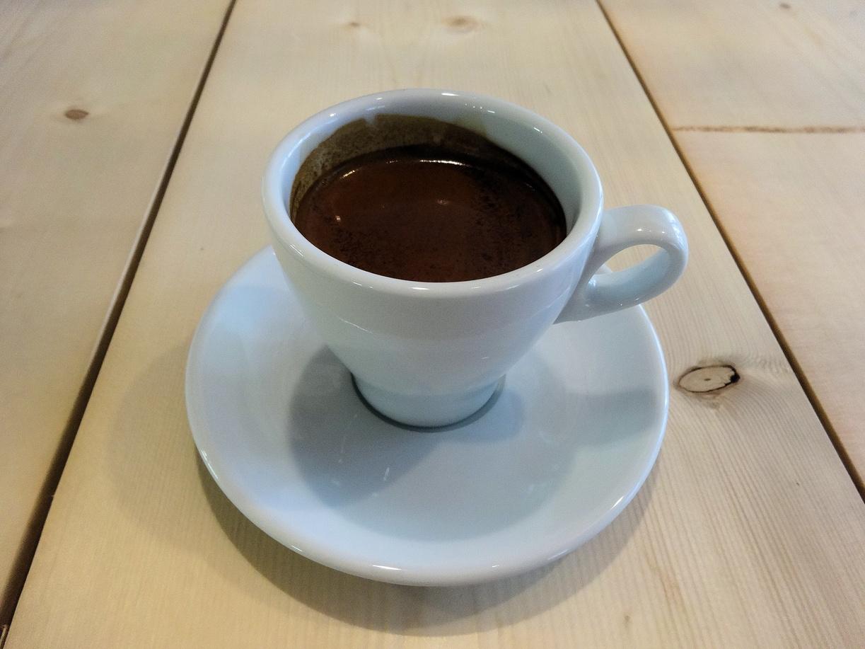 クレイジー カフェ ブランク