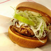 モスバーガー - 料理写真:中津からあげバーガー