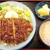 不二家食堂 - 料理写真:ソースカツ丼
