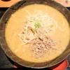 マルキン本舗 - 料理写真:元祖味噌ラーメン大盛