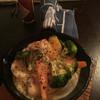ナベチュー - 料理写真:彩色野菜チーズ焼き