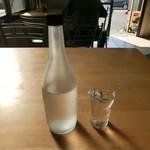富士屋 - お酒じゃないよ
