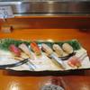 喜久寿司 - 料理写真:小町にぎり(これに巻物も追加されます)