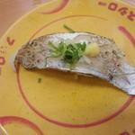 スシロー - 太刀魚<税込>108円(2015.11.21)
