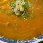 知味笑龍 深澤ラーメン - 料理写真:上海蟹のラーメン