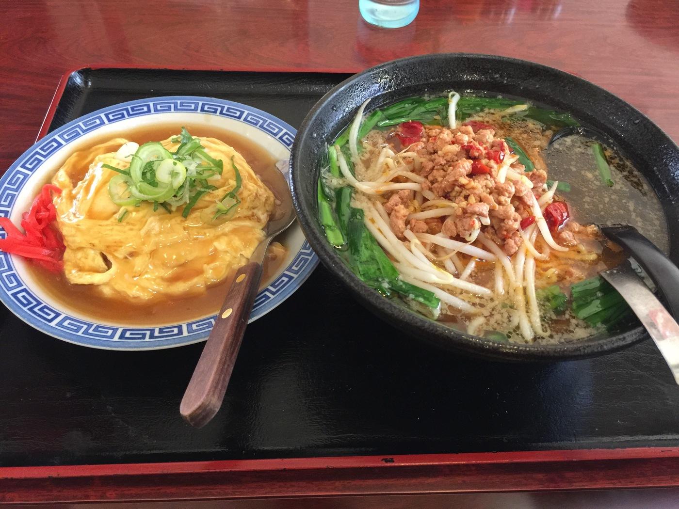 台湾料理 龍福