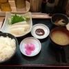 魚のちから食堂 - 料理写真:イカ刺身定食500円