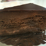 ププリエ - チョコレートケーキ(440円)