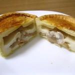 ジェリーズパイ - 鶏肉&マッシュルーム