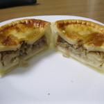 ジェリーズパイ - 野菜&マッシュルーム