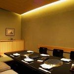 平城苑 - ご予約専用完全個室。御接待には最適です。