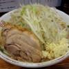 ラーメン神豚 - 料理写真:小ラーメン(コールニンニク)¥750円