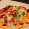 茶房 幸 - 料理写真:オムライス チーズ 大盛