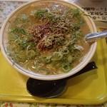 ペガサス - ピリ辛担々麺・中(750円)