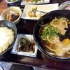 洞ケ峠茶屋 - 料理写真:とろろ定食