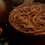 信州長屋酒場 - 幻の富倉蕎麦
