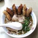 シャコ丼の店 - シャコラーメン:900円