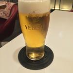 九月堂 - 生ビール