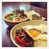 絲Cafe - 料理写真:大好評!平日ランチ限定。ご飯物+ミニフォーセット