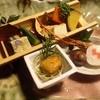 奥阿蘇の宿 やまなみ - 料理写真:大皿には山菜の煮物を中心に小鉢などが配されています。