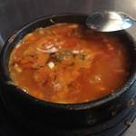 ノルブネ - 豆腐チゲ
