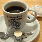コメダ珈琲店 - ドリンク写真:ブレンドコーヒー/2015年11月