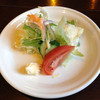 人形の家 - 料理写真:セットのサラダ