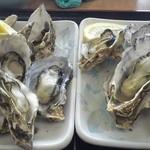 海宝 - 料理写真:焼き牡蠣