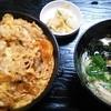 わきた - 料理写真:親子丼セット 700円
