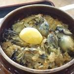 海宝 - 料理写真:牡蠣釜飯