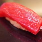 鮨 おとわ - 鮪赤身