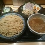 道 - 特製つけ麺(並盛)