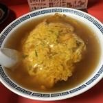 清珉 - 料理写真:天津飯 500円
