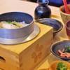 五穀 - 料理写真:鯛釜めし定食