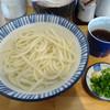 平蔵 - 料理写真:「釜揚げ」450円