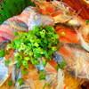 海鮮蔵 魚魚魚 - 料理写真:秋刀魚丼