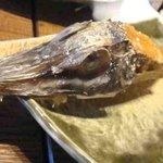 ファミリーすしガーデンハウス - 八角味噌焼