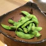 魚菜料理 二代目 みつい - 枝豆