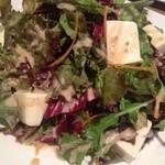 美味鰻彩 うな次郎 - 料理写真:豆腐サラダ。