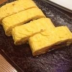 美味鰻彩 うな次郎 - 料理写真:鰻巻き。