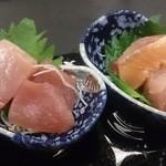 大江戸温泉物語 - お刺身