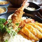 なごみ食堂 - 彩り定食!(^∀^)ノ