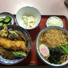 和栄屋 - 料理写真:天丼セット