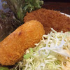 小塙 - 料理写真:151124 ミックスコロッケ定食