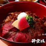 和牛贅沢重専門店 神楽坂 翔山亭 - メイン写真: